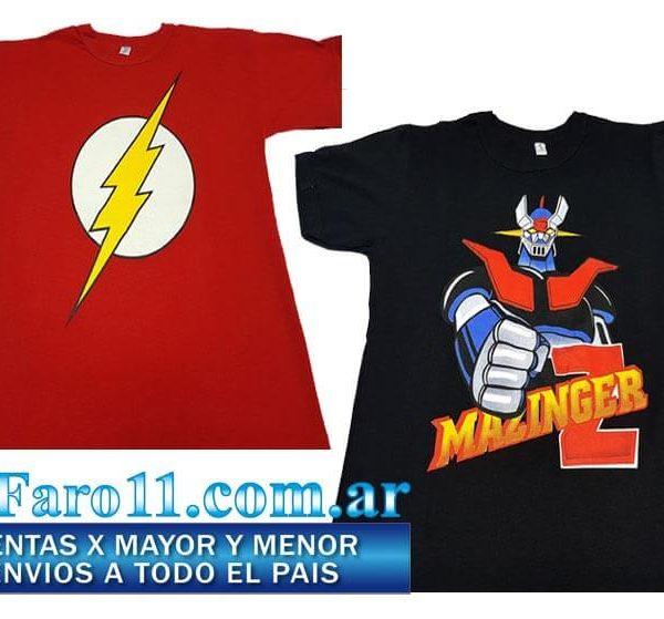 Remeras de Comics - El Faro 11 - Fábrica de Remeras por mayor en Once d3b33c5c626
